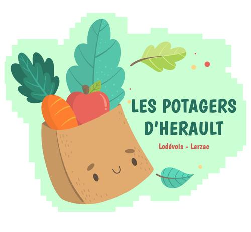 logo Potagers d'Hérault